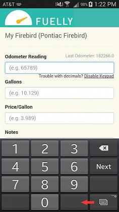Click image for larger version  Name:Disable Keypad Problem.jpg Views:280 Size:69.9 KB ID:1639