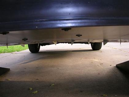 Click image for larger version  Name:Undertray looking back toward rear of car.JPG Views:1142 Size:38.2 KB ID:245