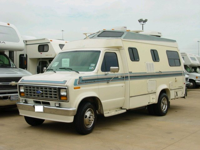 1989 Ford E 350 Class C Motorhome - Fuelly Forums