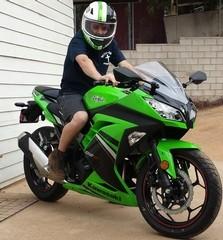 Special Edition Green (Kawasaki Ninja 300) | Fuelly